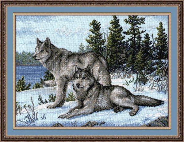 Алмазная вышивка животные