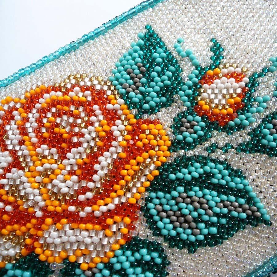 Вышивка бисером для начинающих - техника и советы новичкам