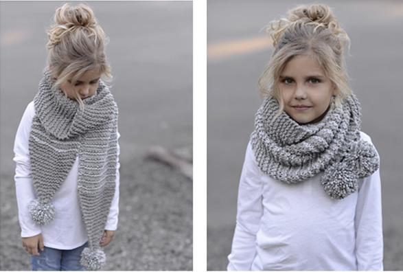 Простые модели шарфов